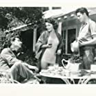 Richard Boone, Joanne Dru, and Dale Robertson in Return of the Texan (1952)
