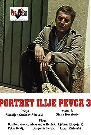 Portret Ilije Pevca Poster