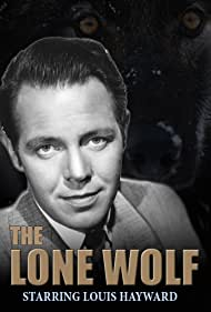 Louis Hayward in The Lone Wolf (1954)