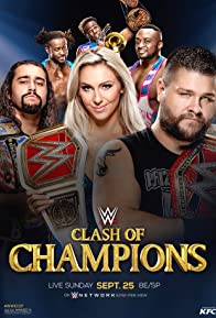 Primary photo for WWE Clash of Champions