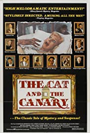 The Cat and the Canary (1978) Poster - Movie Forum, Cast, Reviews