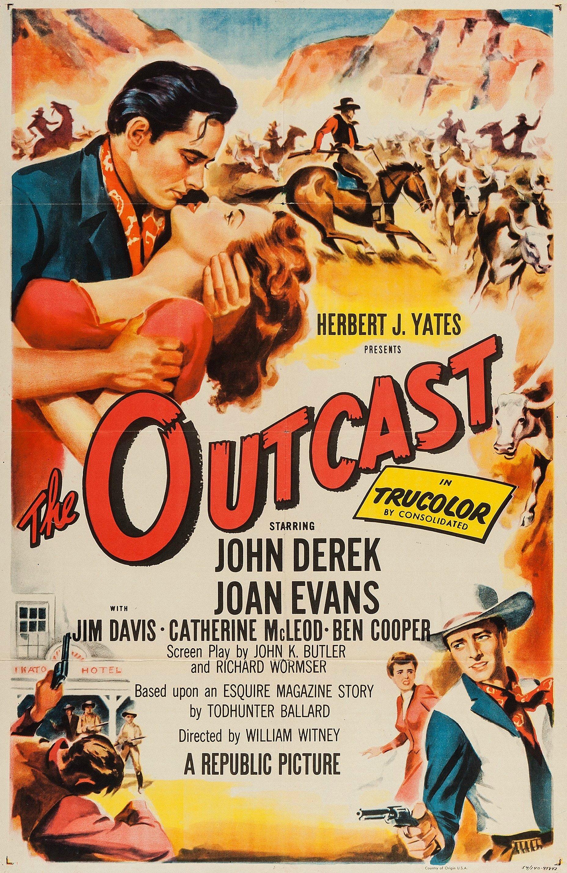 The Outcast (1954) - IMDb