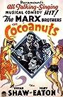 The Cocoanuts (1929) Poster