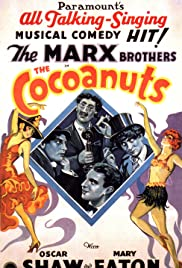 The Cocoanuts (1929) Poster - Movie Forum, Cast, Reviews