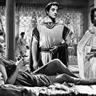 Gianna Maria Canale and Ludmilla Tchérina in Spartaco (1953)