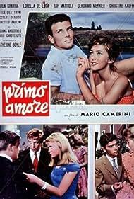 Lorella De Luca, Carla Gravina, and Raf Mattioli in Primo amore (1959)