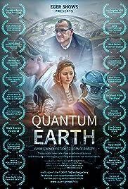 Quantum Earth Poster