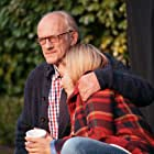 Christopher Lloyd and Eloise Mumford in Just in Time for Christmas (2015)