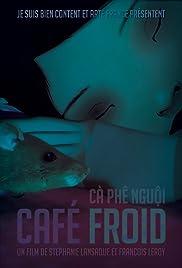 Café froid Poster