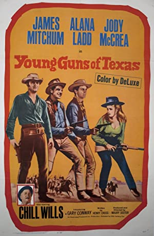 Where to stream Young Guns of Texas