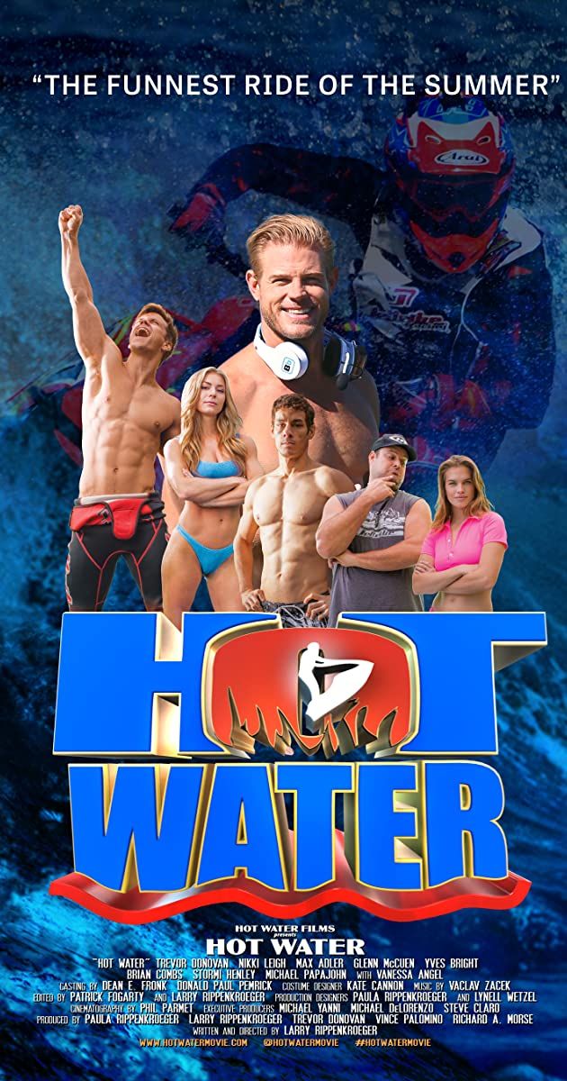 Hot Water (2021) WebRip 720p Dual Audio [Hindi (Voice Over) Dubbed + English] [Full Movie]