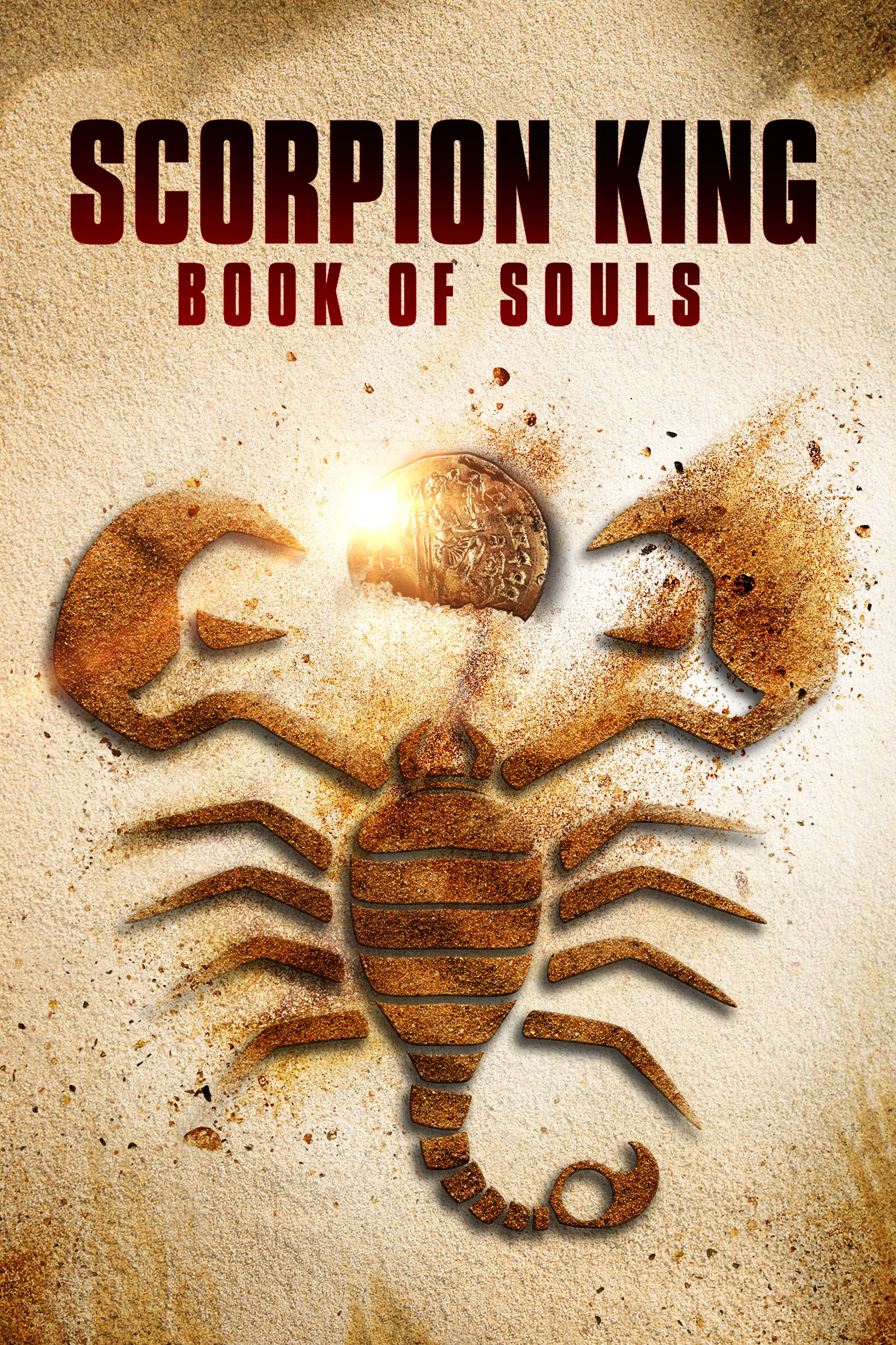 Image result for scorpion king book of souls