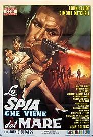 La spia che viene dal mare Poster