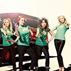 Diana Vickers, Kerry Howard, Cariad Lloyd and Miranda Hennessy in Give Out Girls.