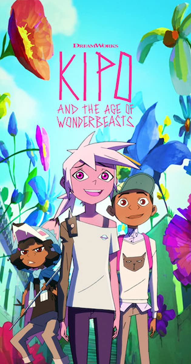 Download Kipo and the Age of Wonderbeasts or watch streaming online complete episodes of  Season1 in HD 720p 1080p using torrent