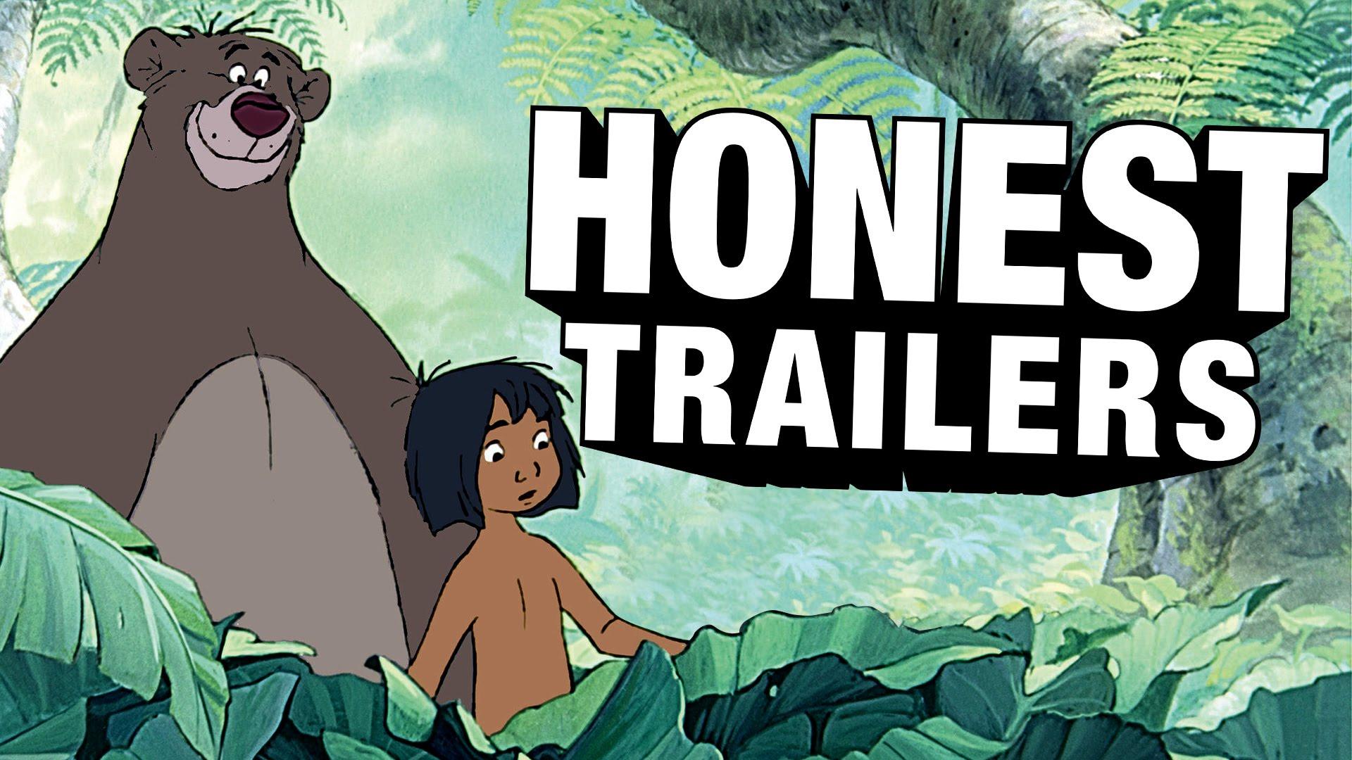 The Jungle Book 2016 Full Trailer
