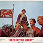 Julian Chagrin, David Hemmings, and Peter Vaughan in Alfred the Great (1969)