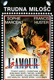 L'amour braque Poster