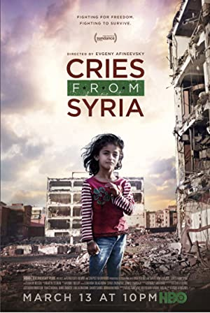 Where to stream Cries from Syria