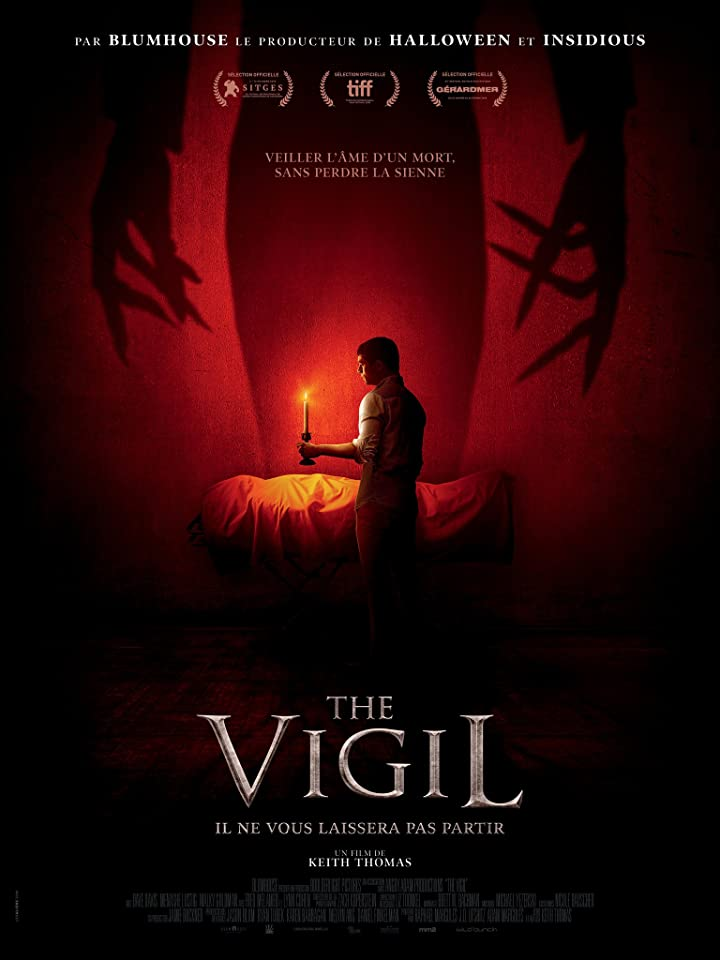 The Vigil (2019) Hindi Dubbed
