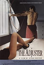 The Adjuster (1991) Poster - Movie Forum, Cast, Reviews