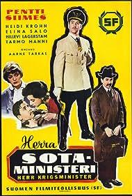 Herra Sotaministeri (1957)
