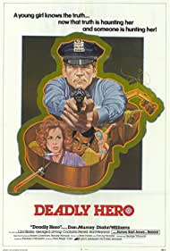 Deadly Hero (1975) Poster - Movie Forum, Cast, Reviews