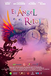 El ángel en el reloj Poster