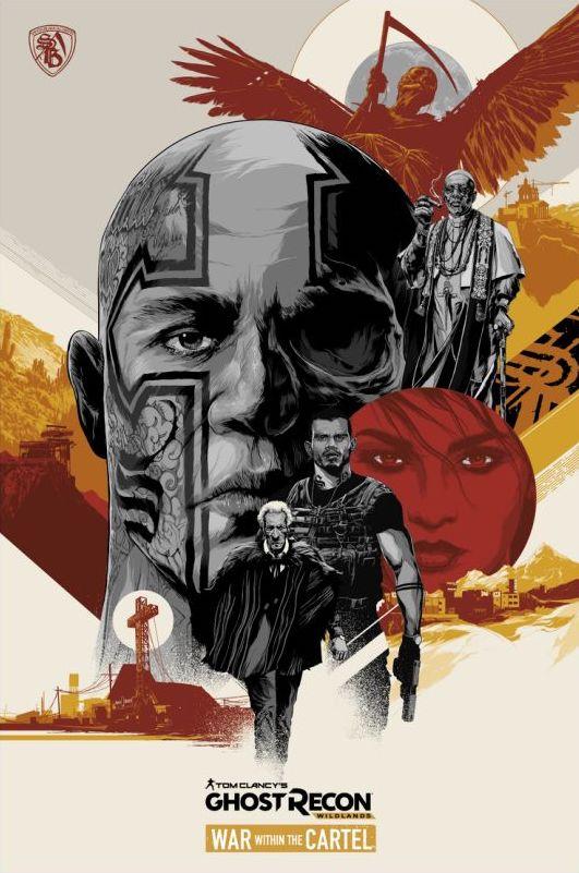 Tom Clancy S Ghost Recon Wildlands War Within The Cartel Tv