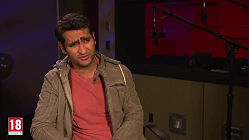 Middle Earth: Shadow Of War: Comic-Con 2017 Kumail Interview (UK)