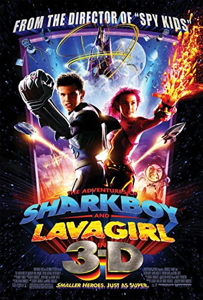 The Adventures of Sharkboy and Lavagirl 3-D MLSBD.CO - MOVIE LINK STORE BD