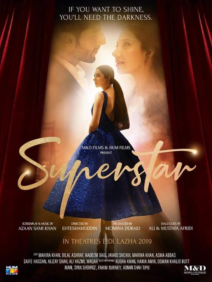 Superstar 2019 Urdu Movie 480p HDTVRip 400MB x264 AAC