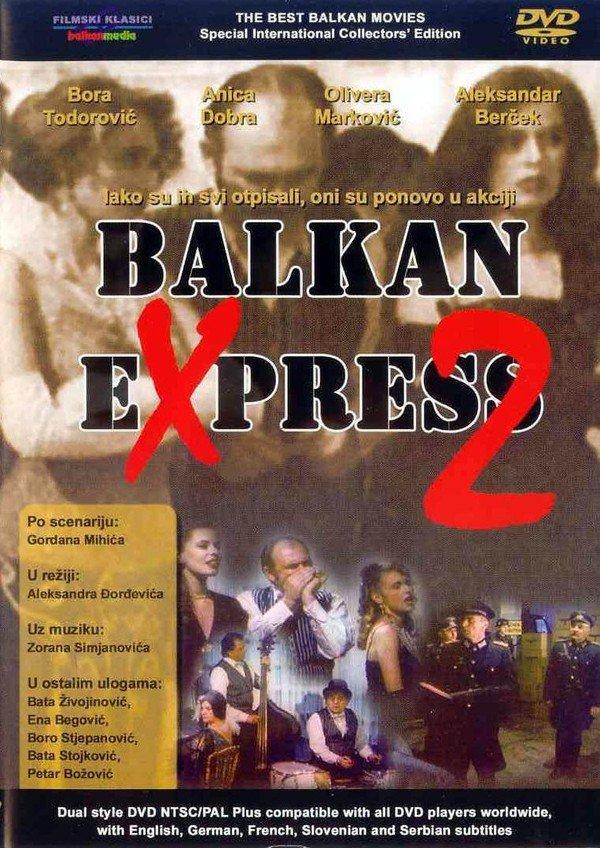 Balkan ekspres 2 (1989)