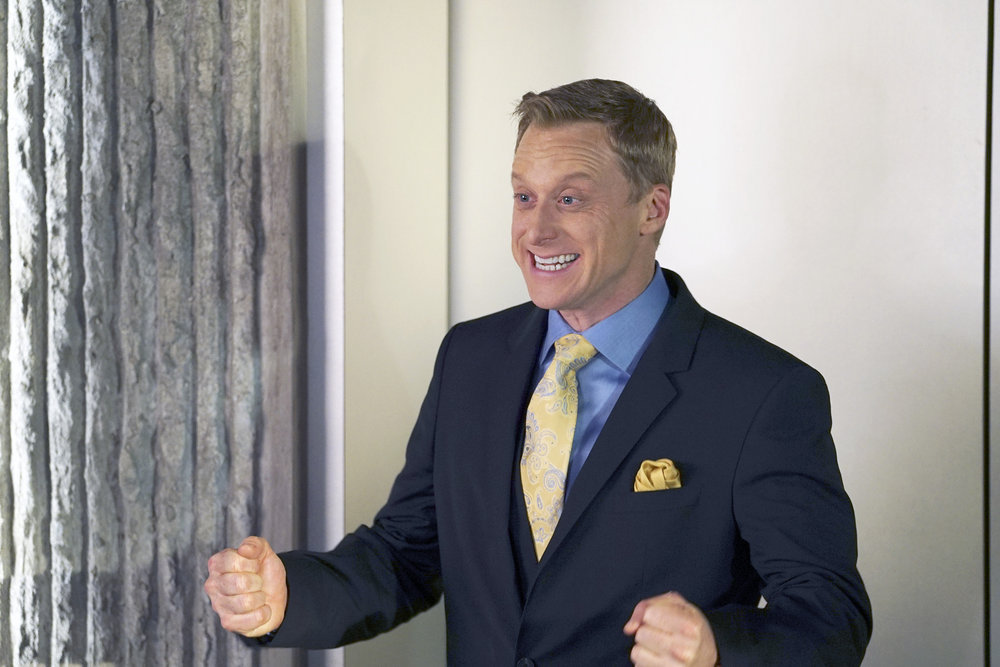 Alan Tudyk in Powerless (2017)