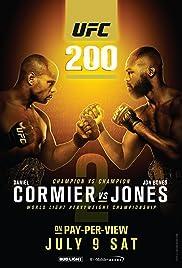 UFC 200: Tate v Nunes Poster