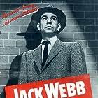 Jack Webb in Dragnet (1954)