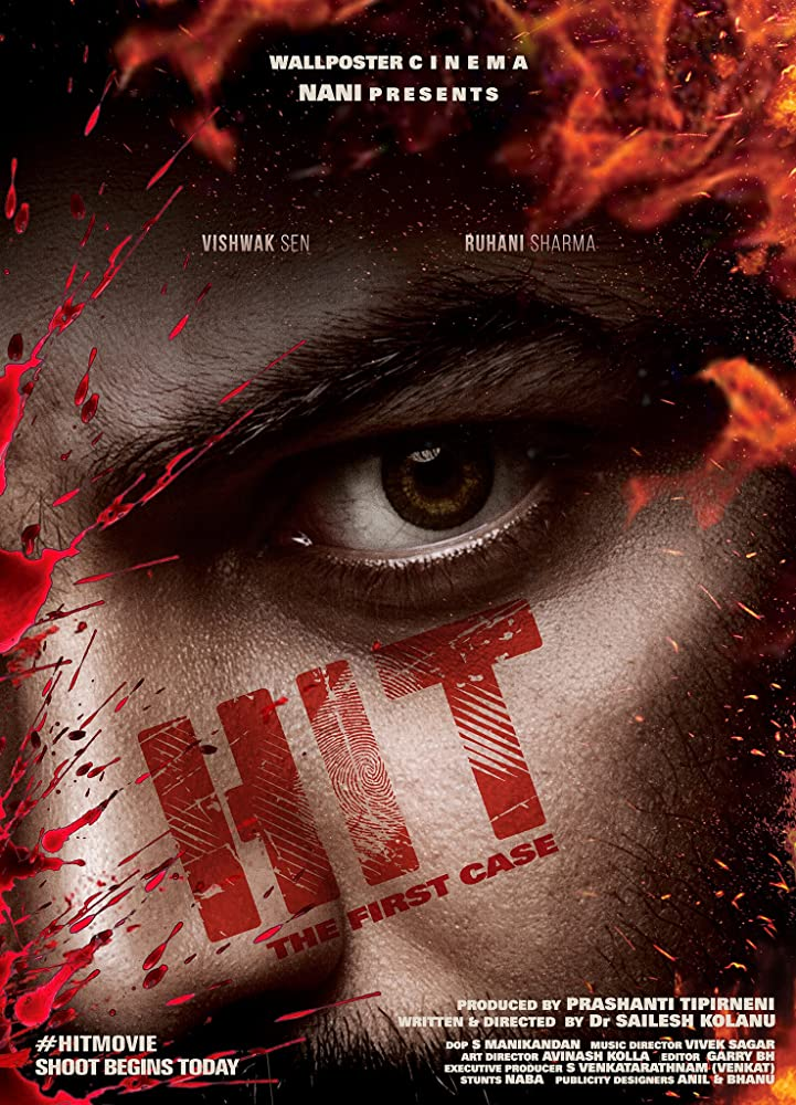 Hit (The First Case) (2020) Telugu 720p HDRip X265 HEVC DD 5.1 700MB ESubs