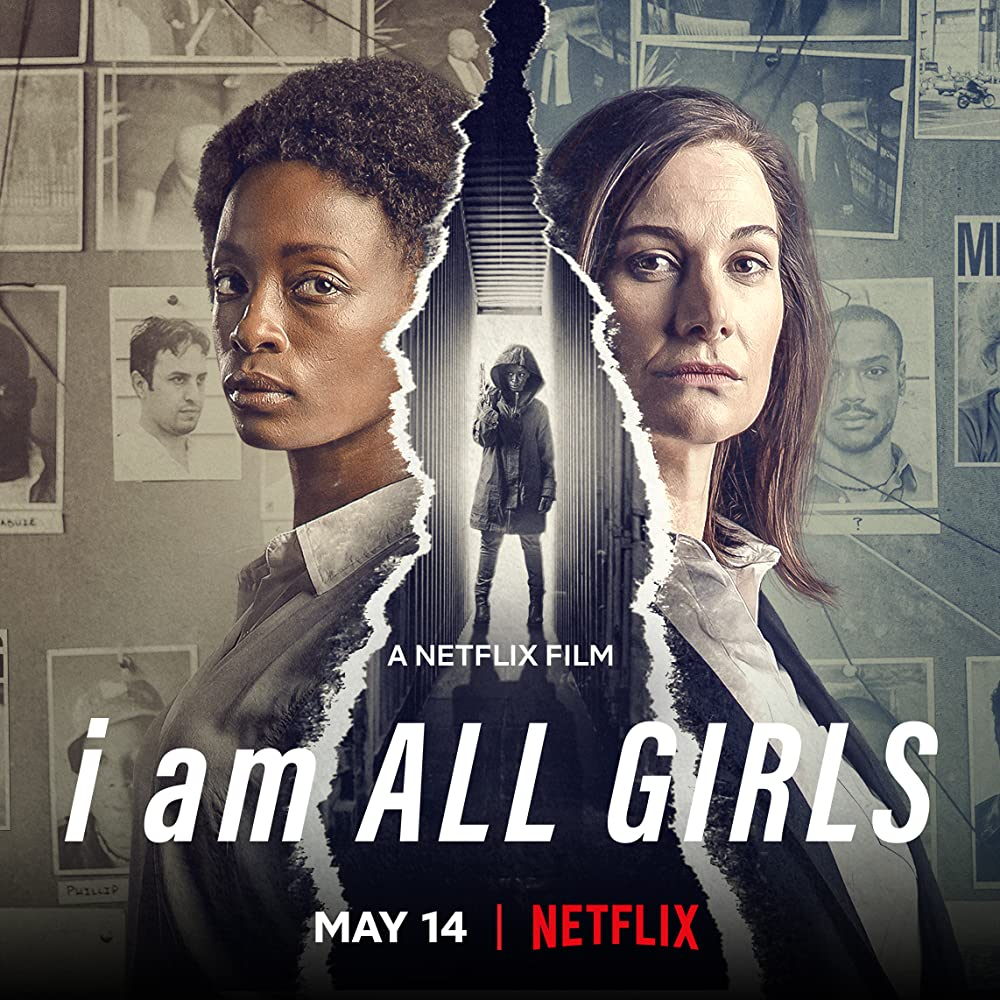 Download I Am All Girls 2021 English 720p NF HDRip MSubs 800MB