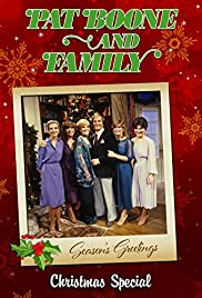 Pat Boone and Family Christmas Special Poster