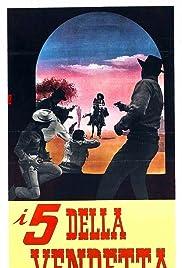 Five for Revenge Poster