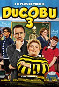 Elie Semoun, Léopold Moati, Mathys Gros, Leeloo Eyme, and Chad Ebenge in Ducobu 3 (2020)