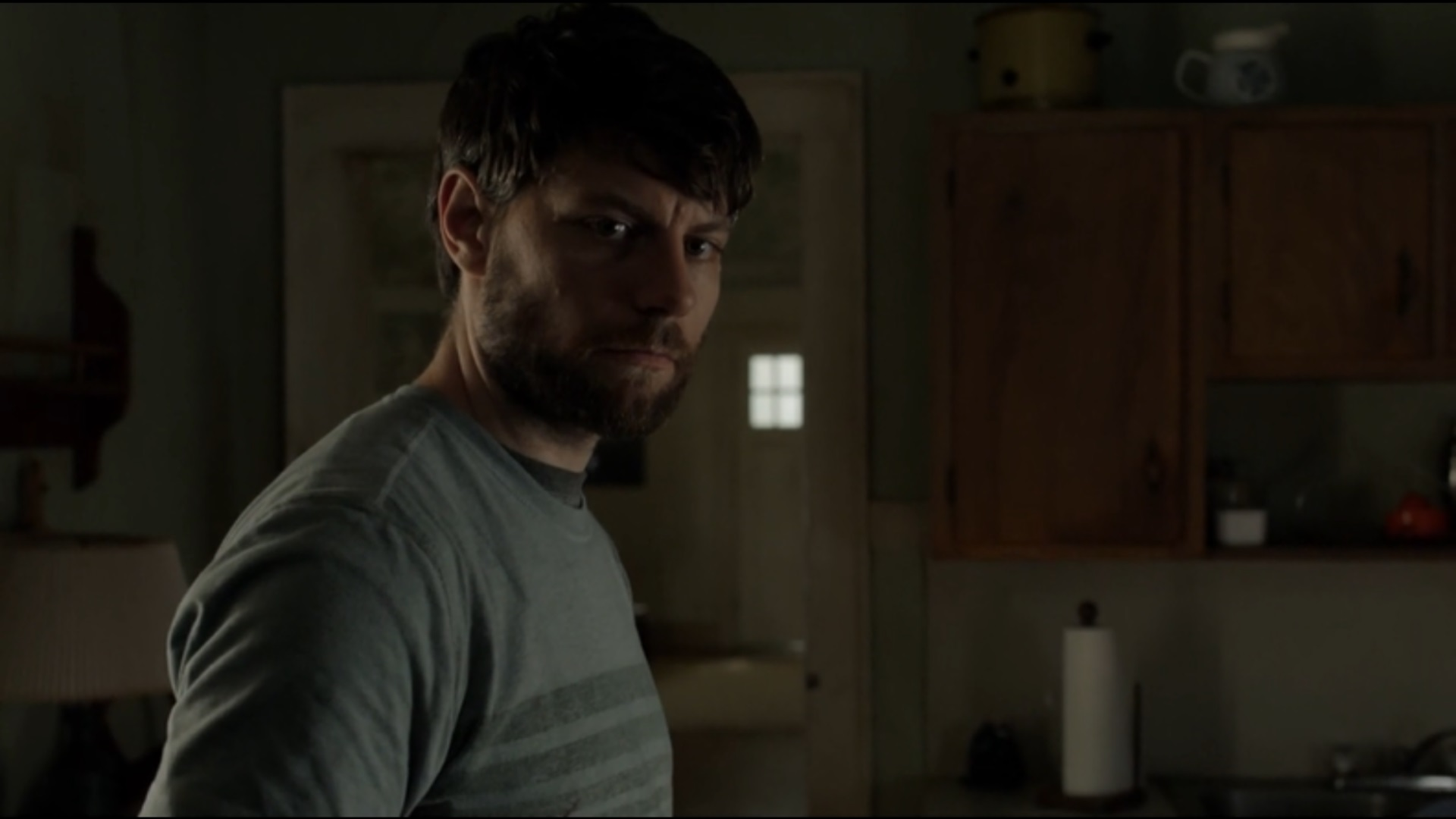 Patrick Fugit in Outcast (2016)