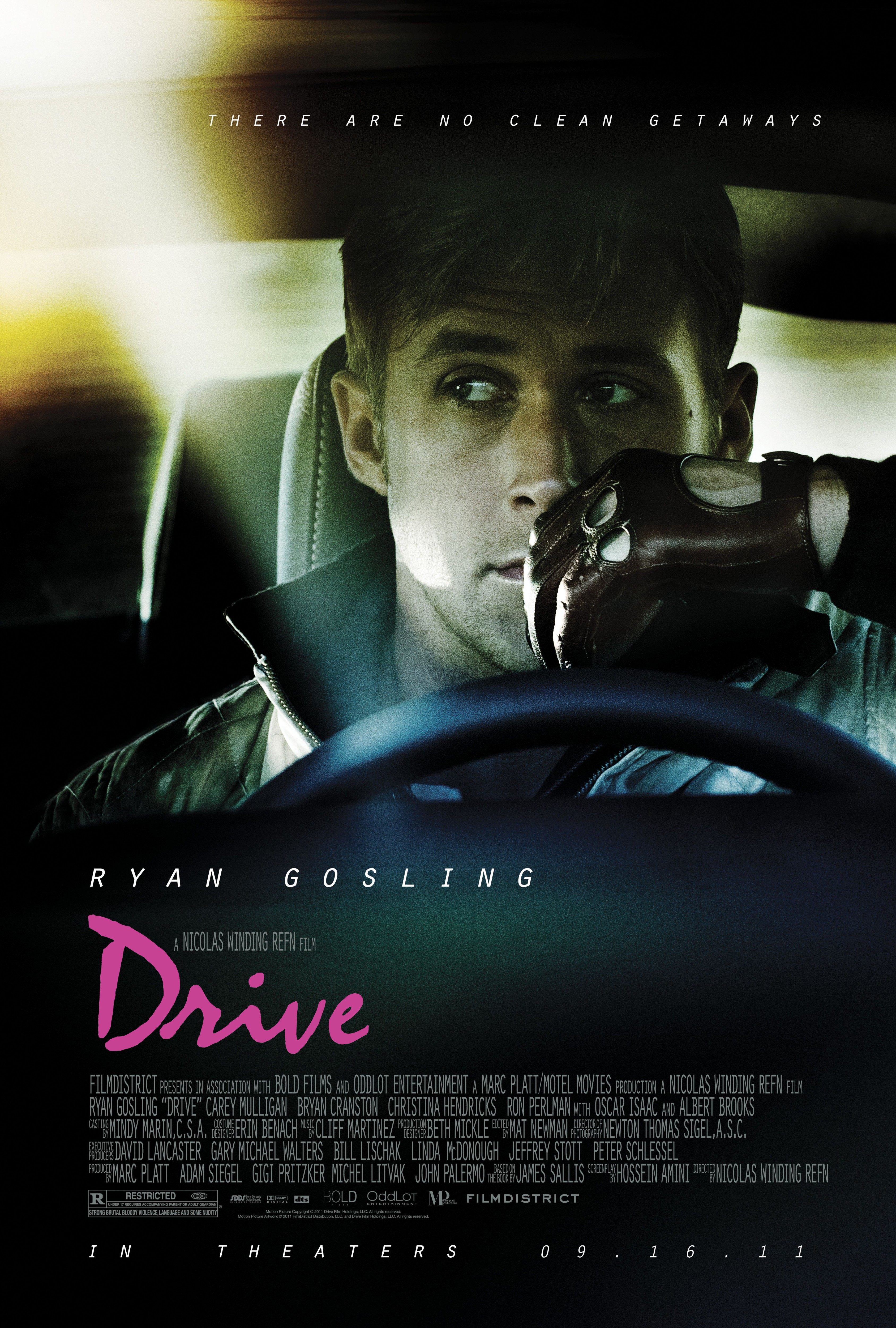 [R] Drive (2011) Dual Audio Blu-Ray - 480P | 720P - x264 - 300MB | 950MB - Download & Watch Online  Movie Poster - mlsbd
