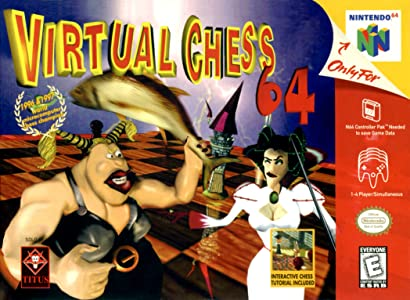 Watching a torrent movie Virtual Chess 64 USA [1280x720p]