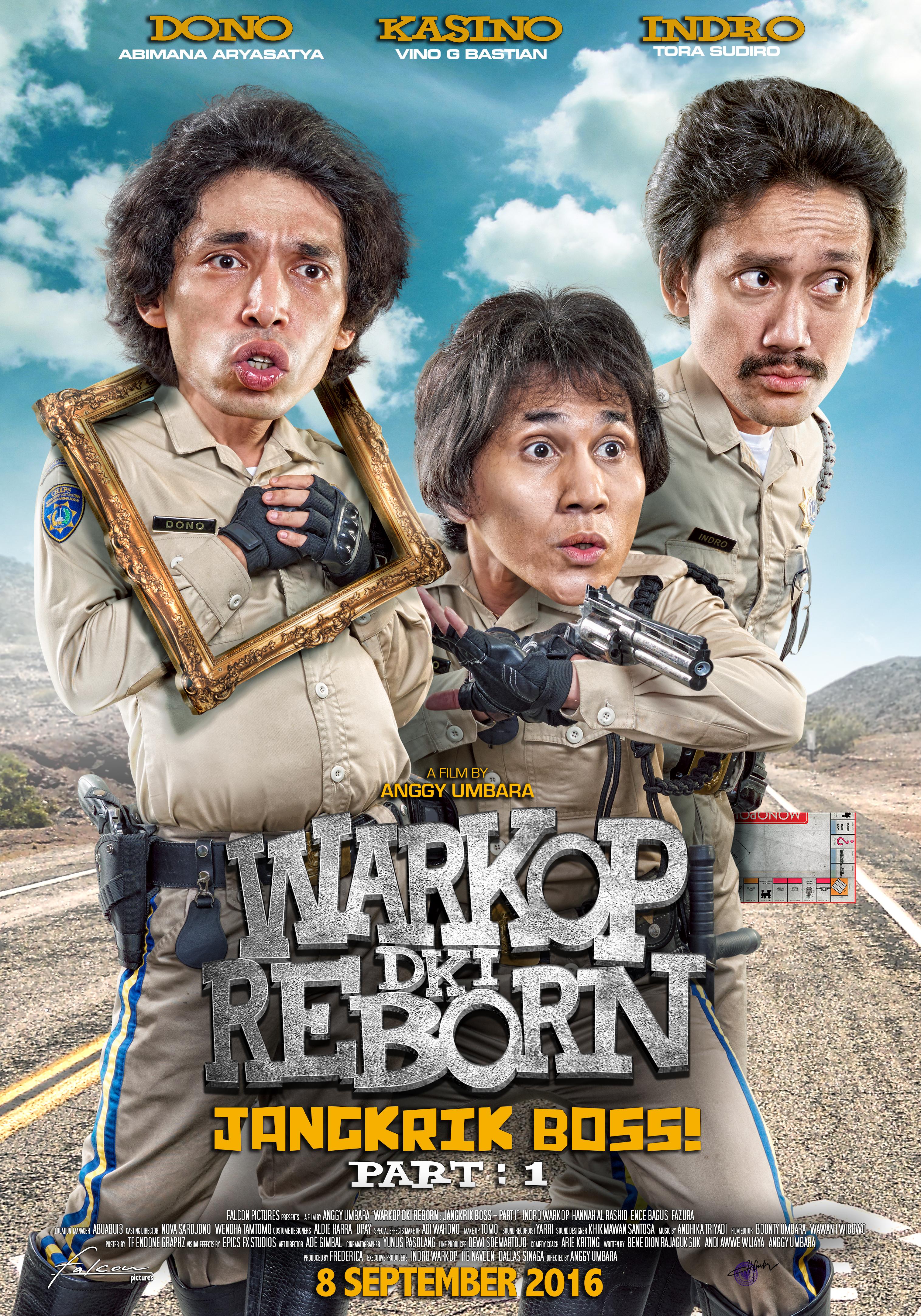 warkop dki reborn jangkrik boss part 1 2016 imdb rh imdb com download film warkop dki reborn jangkrik boss part 2 bluray download film warkop dki reborn jangkrik boss 1