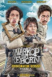 Warkop DKI Reborn: Jangkrik Boss Part 1 Poster