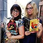 Samantha Mason and Stephanie Pressman in Fashionably Nerdy Geek Chic TV (2014)