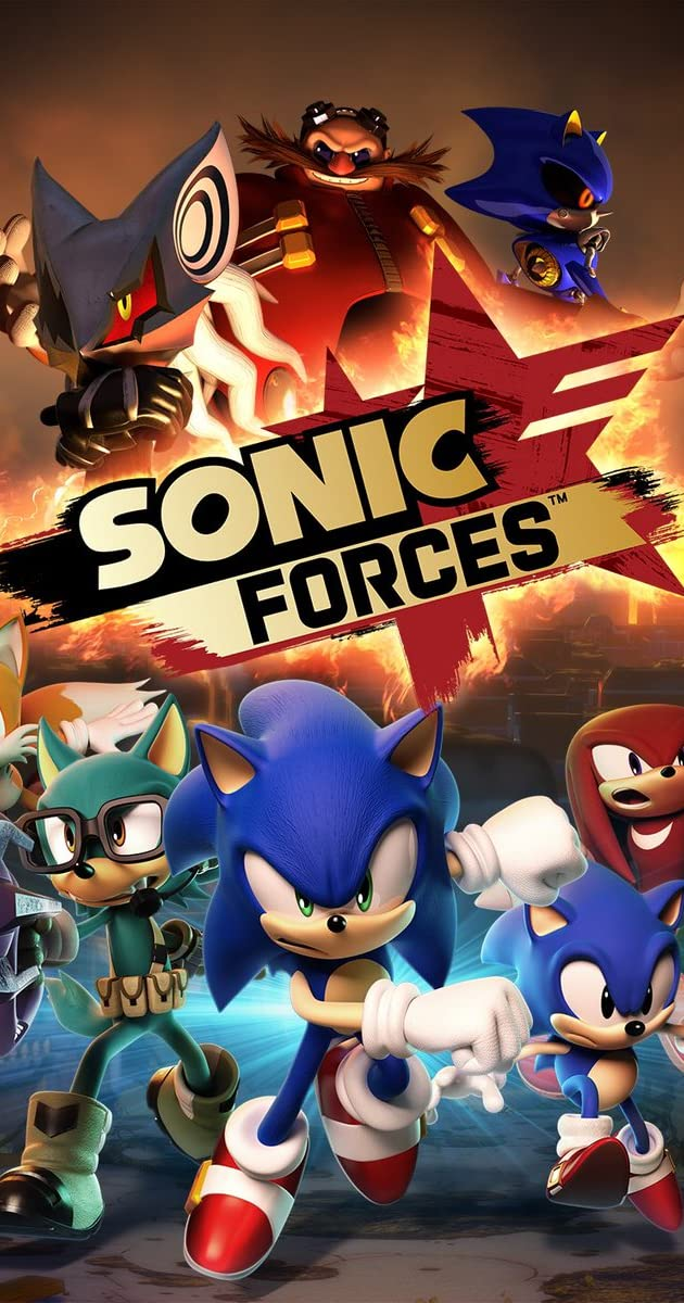 Sonic Forces Video Game 2017 Full Cast Crew Imdb