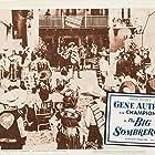 Gene Autry, Jose Alvarado, William Edmunds, Martin Garralaga, George J. Lewis, and Neyle Morrow in The Big Sombrero (1949)