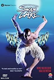 Matthew Bourne's Swan Lake Poster